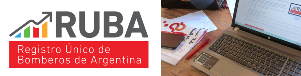 RUBA – Registro Único de Bomberos de Argentina