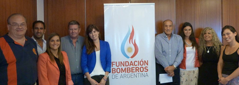 Reunión del Comité Ejecutivo de Fundación Bomberos de Argentina