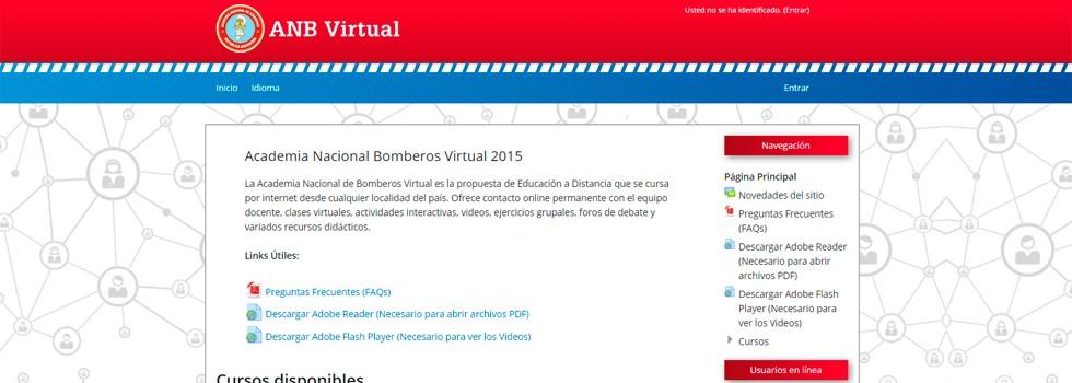 La ANB Virtual inicia Ciclo Lectivo 2015