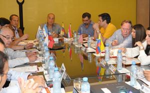 La Organización de Bomberos Americanos se reunió en Buenos Aires