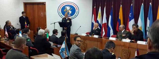 La OBA se reunió en Santiago de Chile