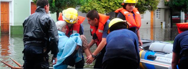 13 de Octubre – Día Internacional para la Reducción de los Desastres