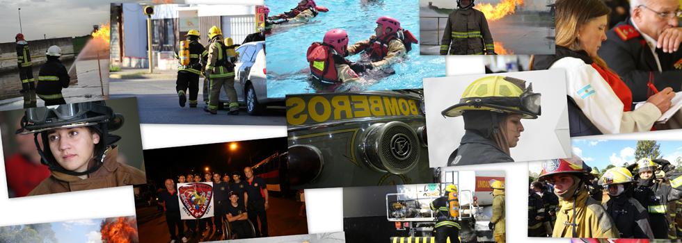 Los bomberos voluntarios de Argentina cumplen 131 años