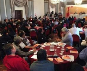 Bomberos participaron de un encuentro en Jujuy