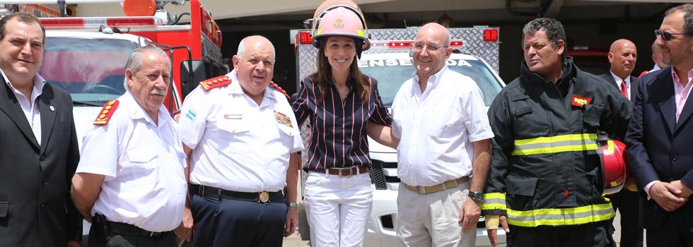 Dirigentes de las 4 Federaciones bonaerenses se reunieron con la Gobernadora Vidal