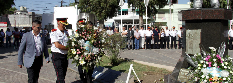 Homenaje, presentaciones e inauguración a 22 años de la Tragedia de Puerto Madryn