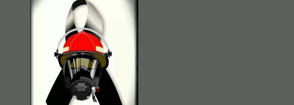 El Sistema Nacional de Bomberos de luto por el fallecimiento de un bombero voluntario