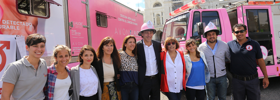 El Programa de Género participó de las jornadas del Mamógrafo Móvil