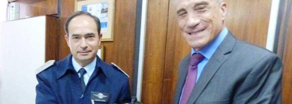 El Consejo Nacional firmó un importante Convenio con la Fuerza Aérea Argentina