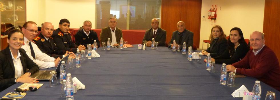 Fortalecimiento y trabajo conjunto con el ministerio de Seguridad