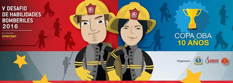 Comienzan las competencias bomberiles más esperadas!!