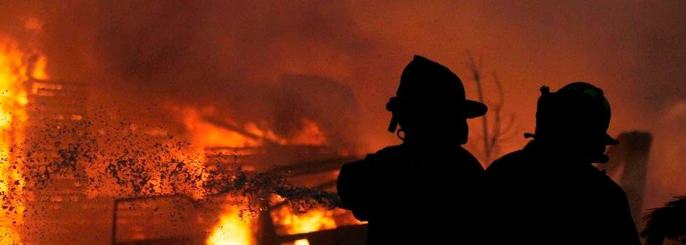Incendios en Chile: viaja otra delegación de bomberos de Argentina