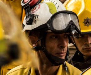 Bomberos Voluntarios de todo el país se movilizan para combatir los incendios de La Pampa
