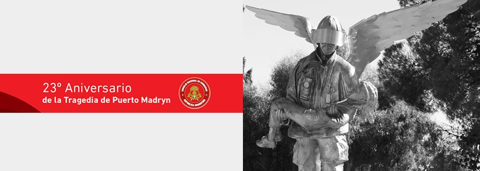 23º Aniversario de la tragedia de Puerto Madryn