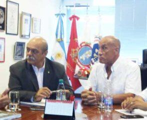 Acuerdo entre la Secretaria de Protección Civil y el CUO