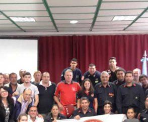Asociaciones de Bomberos Voluntarios de Corrientes se capacitaron en RUBA