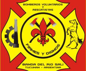 Bomberos Voluntarios y Rescatistas de Banda del Río Sali