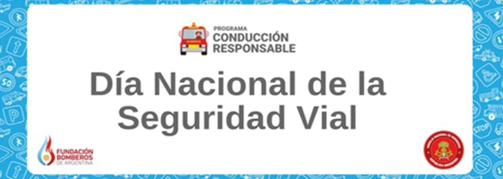 Día de la Seguridad Vial: la prevención es un tema de todos