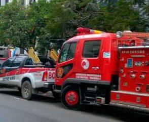 Ley para los Bomberos Voluntarios del Tucumán