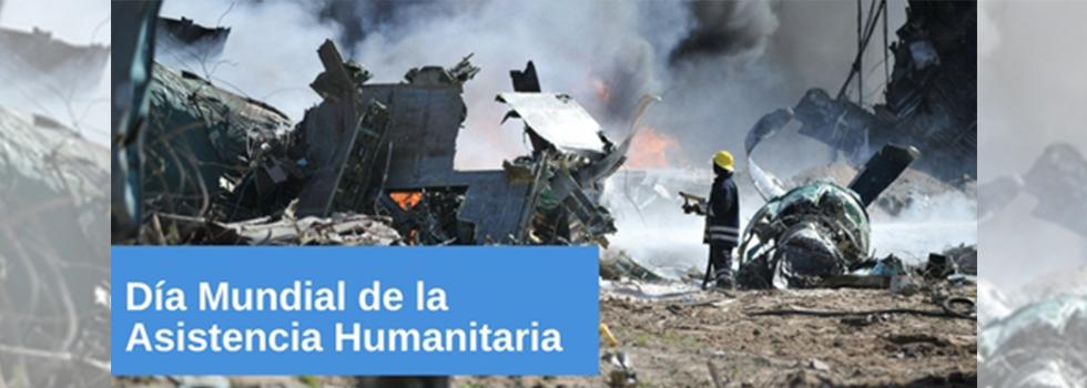 El Sistema de Bomberos Voluntarios participó de la Segunda Jornada de Medicina Humanitaria para la Reducción de Riesgo de Desastres