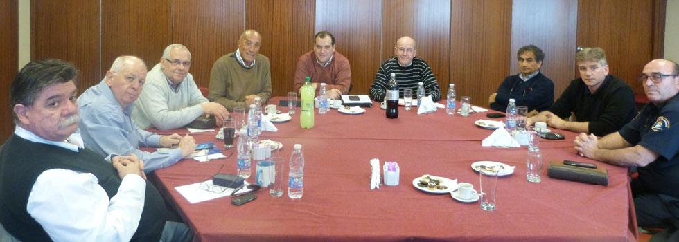 Reunión de trabajo de las Federaciones de Buenos Aires