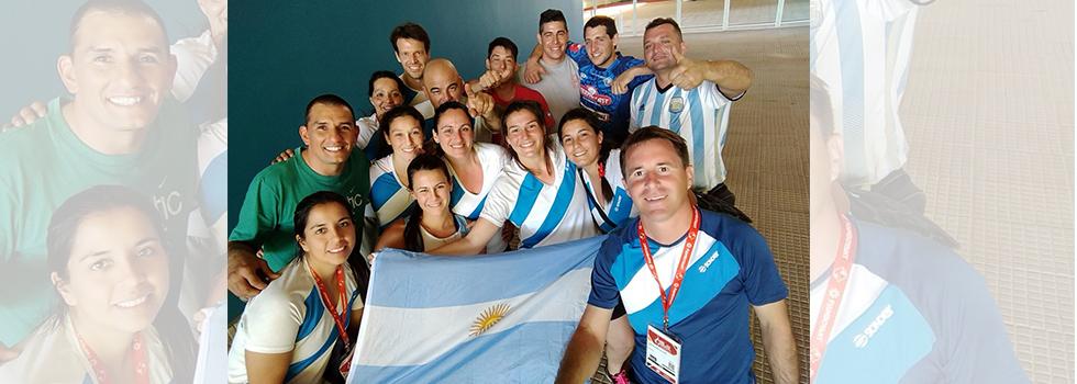 Argentina Subcampeón de la Copa OBA 2017