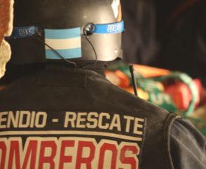 Bomberos Voluntarios en alerta amarilla por el terremoto en México