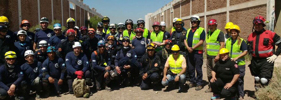 Brigadas BREC: Simulacro de Sismo con Alerta Amarilla en Mendoza