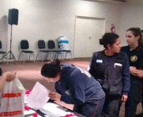 Más de 500 bomberos voluntarios llegaron a Paraná para las IV Jornadas Internacionales de Género, Emergencias y Derechos Humanos