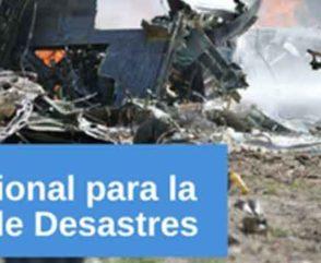Día Internacional para la Reducción de Desastres: bomberos promueven ciudades más seguras.