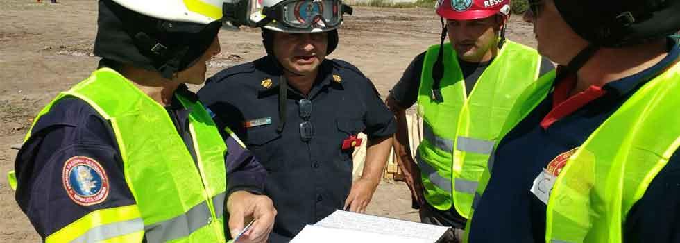 Curso de Actualización en Gerenciamiento de Brigadas Operativas de Bomberos Voluntarios