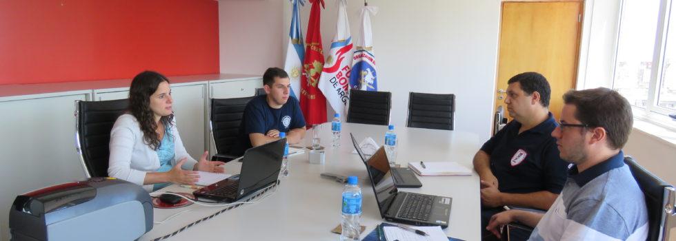 RUBA y Credenciales: seguimos capacitando a las Federaciones