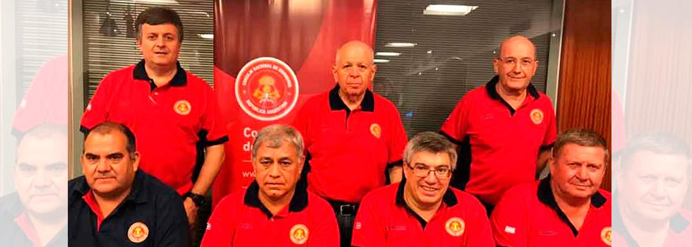 Asumieron las nuevas autoridades del Consejo Nacional