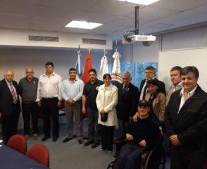 El Consejo apoya los proyectos de ART y Delitos Agravados de la senadora Odarda