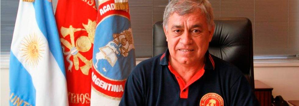 """Carlos Alfonso: """"Celebramos la decisión de la Justicia de conservar el financiamiento para Bomberos"""""""