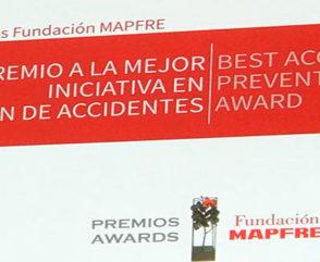 Reconocimiento a OBA en los premios Fundación MAPFRE