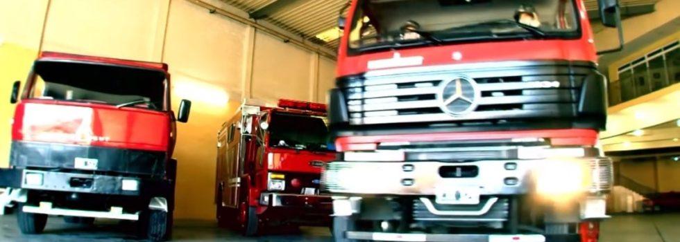 La adquisición de vehículos para bomberos ya no requiere autorización de compra