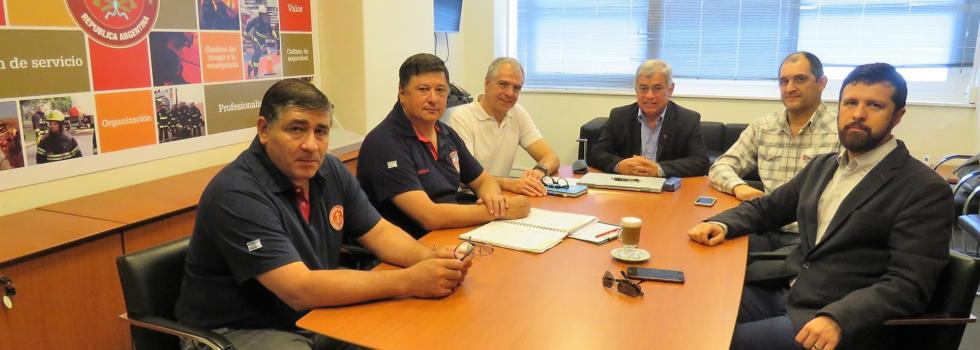 Bomberos Voluntarios liderará procesos de capacitación y certificación