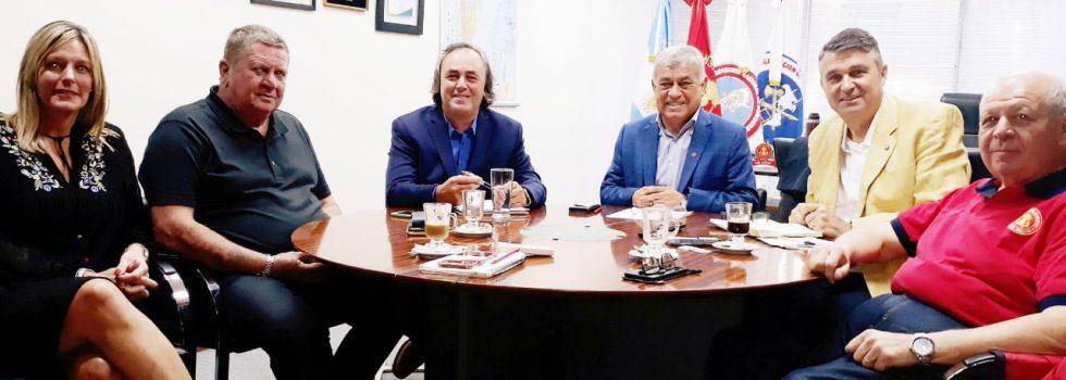 Importante reunión con autoridades de Iturri Group