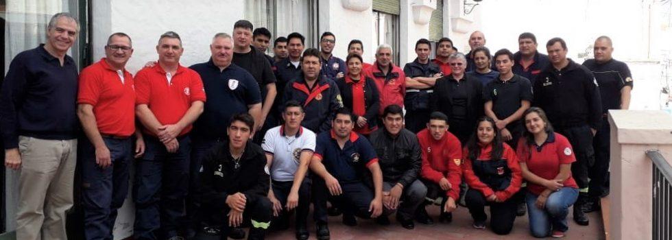 Curso de Coordinación USAR en Salta