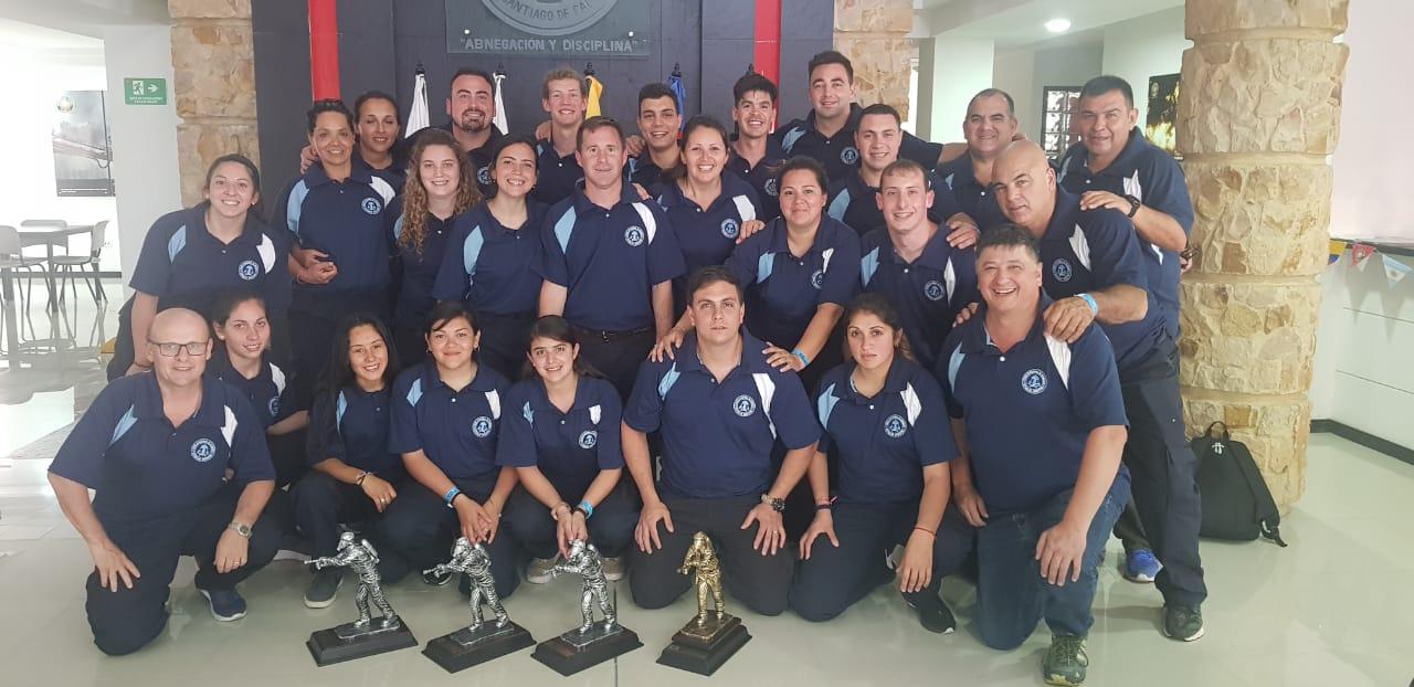 Grandes resultados en la Copa OBA 2019