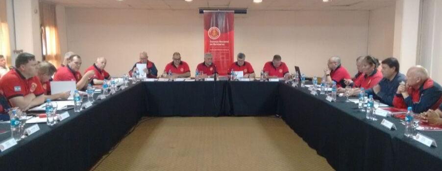 Reunión Honorable Comisión Directiva y Asamblea del Consejo Nacional