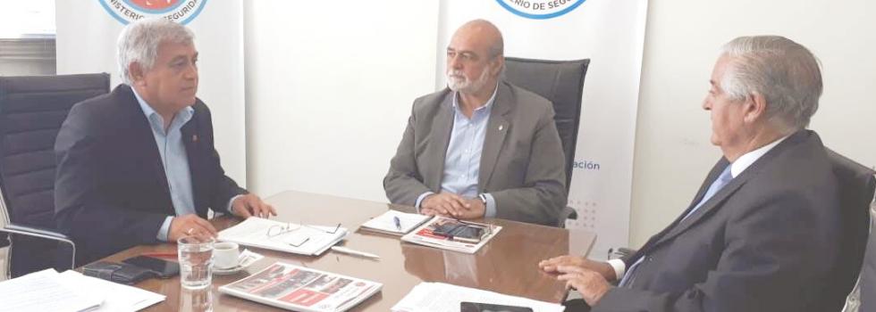 El Gobierno Nacional Convocó a una Reunión al Presidente Carlos Alfonso