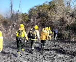 Incendios Forestales en Entre Ríos