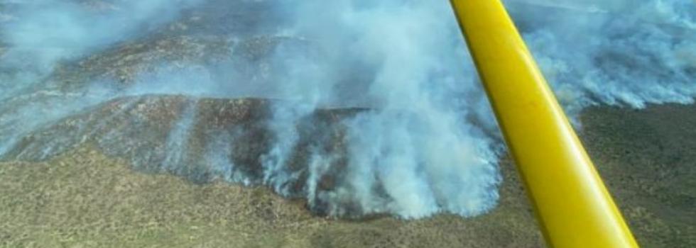 Nuevos Focos de Incendios Forestales en Córdoba