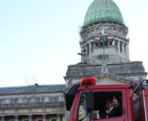 Proyecto de Ley en Beneficio de las Asociaciones de Bomberos Voluntarios