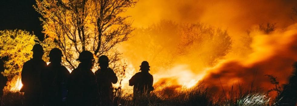 Incendios Forestales Bomberos Voluntarios