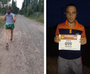 El programa Bombero Sano presente en la Maratón de Bomberos de Venado Tuerto