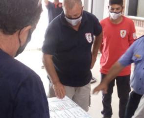 Brigadas Caninas realizan Operativo de Búsqueda en Chaco