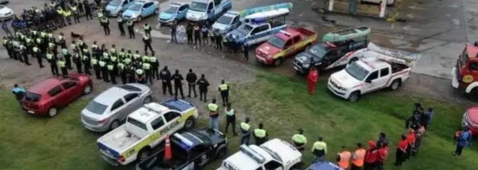 Operativo de Búsqueda en Tucumán